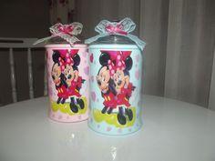 mickey<3 miniee tasarım renkli kavanozlar sipariş verebilirsiniz..