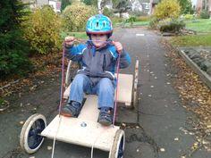 Bruce's Favourite Top 8 DIY Go Kart Designs