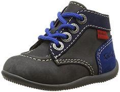 Kickers Bonbon - Zapatos primeros pasos para niña gris Gris (Gris/Marine/Bleu) 18 Kickers http://www.amazon.es/dp/B00X5Z51MY/ref=cm_sw_r_pi_dp_emqUwb1D7MSB0