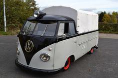 vw bus: 1961 Volkswagen T1 Pritsche, T1 Pickup