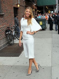 Blake Lively has become somewhat of a fashion darling since bleeping onto our radar on a little show called Gossip Girl. It wasn't long before she was conquering the glitziest...