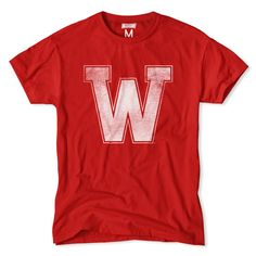 Wisconsin Big W T-Shirt