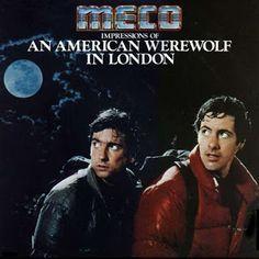 De Volta Aos Anos 80 e 90 : An American Werewolf in London - Soundtrack [1981]...