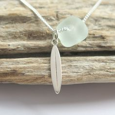 Spindrift Surf Necklace