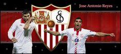 Jose Antonio Reyes jugador del Sevilla Futbol Club