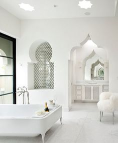 Moroccan Design Ideas Fabulous Moroccan Inspired Interior Design Ideas, Moroccan Decor Ideas For Home Hgtv, Moroccan Living Rooms Ideas Photos Decor And Inspirations, Bad Inspiration, Bathroom Inspiration, Bathroom Ideas, Bathroom Designs, Bathroom Inspo, Bathroom Remodeling, Bathroom Plans, Remodel Bathroom, Bathroom Layout