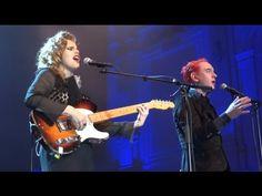 Anna Calvi & Patrick Wolf - Strange Weather (Amsterdam - June 20, 2015) [1of3] HD