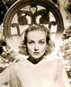 Carole Lombard People Photo - 28 x 36 cm Old Hollywood Movies, Hollywood Icons, Old Hollywood Glamour, Golden Age Of Hollywood, Vintage Hollywood, Hollywood Stars, Hollywood Actresses, Classic Hollywood, Carole Lombard