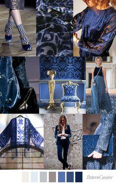 BLUE VELVET – Pattern Curator