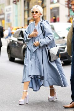 Lady GaGa - NYC, Dec. 24th 2015