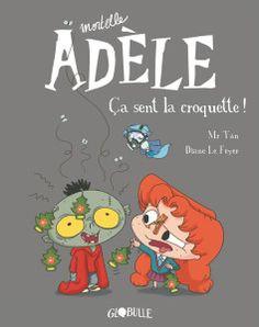 Mortelle Adèle T.11 Ça sent la croquette ! - Bayard Pages