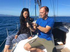 RYA Tidal Practical Sailing Courses in Spain, Gibraltar, Portugal & Morocco - RYA Training Centre