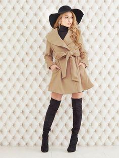 つば広帽でエレガントさを加えて。お姉ギャル系タイプのコーデ♡参考にしたいスタイル・ファッション