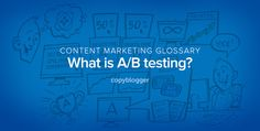 A/B Testing Defined in 60 Seconds [Animated Video] - April 14, 2016, 1:31 pm at http://feeds.copyblogger.com/~/149292442/0/copyblogger~AB-Testing-Defined-in-Seconds-Animated-Video/ When you get into a tight place and everything goes against you, till it seems you could not hang on a minute longer, never give up then, for that is just the place and time that the tide will turn.