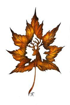 Fall's Fallen by TrollGirl.deviantart.com on @DeviantArt