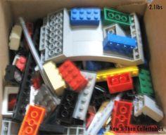 Used Lego Bulk Mixed Lot 2.1lbs  $19.96