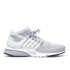 Nike Air Presto Flyknit Ultra from the Summer  16 collection in wolf grey Air  Presto 739423b72