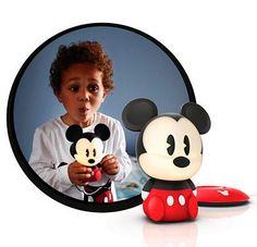 feine led tischleuchte softpal mickey mouse led. Black Bedroom Furniture Sets. Home Design Ideas