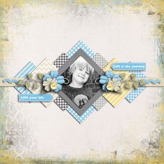 Life is the Journey - Digishoptalk - The Hub of the Digital Scrapbooking Community