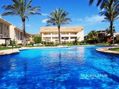 Apartamento en la playa del Arenal de Jávea - www.nucrisaninmobiliaria.com - Referencia - A1396