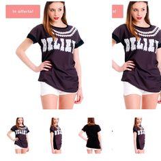 Blusa  www.momostylish.com Shirt Dress, T Shirt, Collage, Tops, Dresses, Fashion, Blouse, Spring, Supreme T Shirt