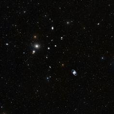 Image credit: ESO and Digitized Sky Survey 2. Acknowledgment: Davide De Martin.