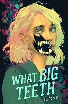 Amazon.com: What Big Teeth eBook: Szabo, Rose: Kindle Store Book Cover Art, Book Cover Design, Book Art, Book Suggestions, Book Recommendations, Ya Books, Books To Read, Dark Tide, Miss Peregrines Home For Peculiar