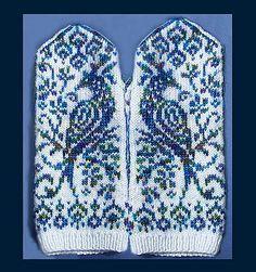 Ravelry: Birds of Paradise pattern by Natalia Moreva