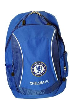 CHELSEA FC soccer  bag bookbag backpack mochilla  back pag  official licensed  #rhinox #Chelsea