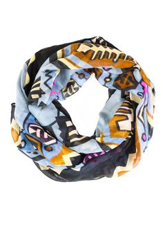 Wishbone Tribal Scarf $14.99