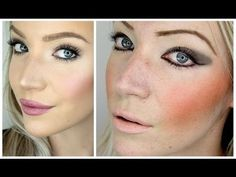 Makeup Do's and Dont's!! Oh girl, these are good! #makeuptips #beautytips