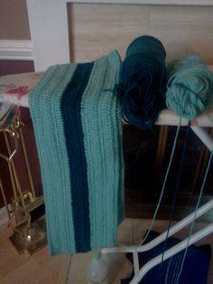 shawl by Wilda
