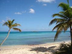 Plages de guadeloupe - plage du vieux fort a marie galante - Vos plus belles photos de plages paradisiaques