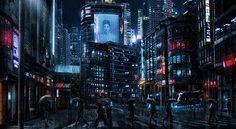Cyberpunk on Behance