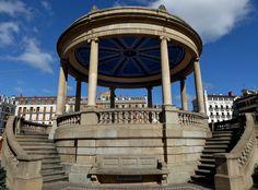 Adoquines y Losetas.: Kiosko.Plaza del Castillo