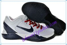 Kobe 7 For Sale,Lebron James,Kobe Bryant Shoes Elite White Midnight Navy Red 511371 801-A new sample of Kobe 7 For Sale