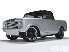 '62 Scout from Hot Rod magazine