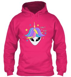 Discover Alien Unicorn / Alien Einhorn T-Shirt from Fantasy, a custom product made just for you by Teespring. Shirts, Tees, Unicorn, Fantasy, Hoodies, Fashion, Lilac, Unicorn T Shirt, Gift