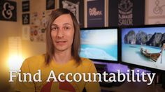 How to Find an Accountability Partner http://seanwes.tv/77
