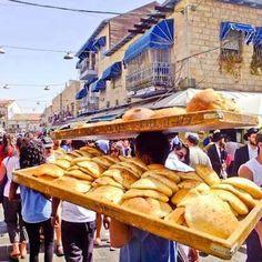 Mahane Yehuda market in #Jerusalem, #Israel.