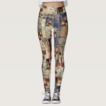 We Are Our Mountains Leggings