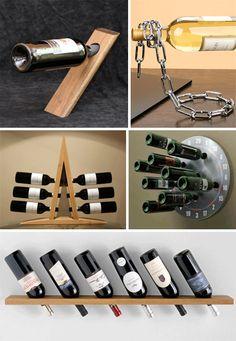 Suporte para taças na garrafa de vinho27                                                                                                                                                                                 Mais
