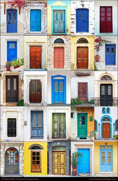 Doors from Greece: Photo by Photographer Yiannis Dimkopoulos - photo.net