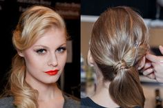 Fall 2012 Hairstyles for Women