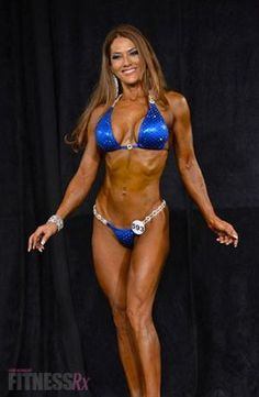 Staying Fit After 50: IFBB Bikini Pro Mary Dent. Its a phrase weve all heard before Age is nothing but a number. And its women like Mary Dent, age 53, who are proving that to be true every day.  http://strength.stack52.com/