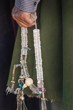 glass beads prayer beads?