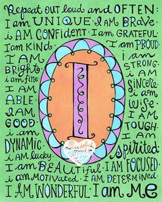 I am jumbo doodle magnet by artsyville on Etsy, $6.00  <3<3<3SUCH WISDOM & CREATIVITY :) @