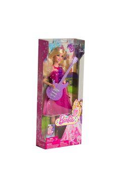 Tori, Barbie guitarrista, marca Mattel.