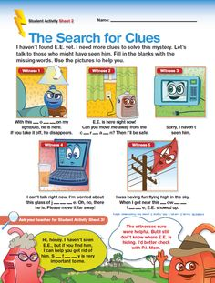 Electrical safety activity for kids