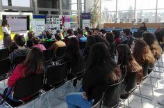 Επίσκεψη της Α΄ τάξης του 8ου Γυμνασίου Κοζάνης στο «Νόησις» και στο Παιδικό Χωριό SOS
